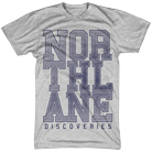 Northlane - Discoveries (Heather Grey) [入荷予約商品]