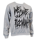 We Came As Romans - Handwritten (Heather Grey) (Sweat) [入荷予約商品]