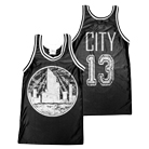 City In The Sea - 13 (Basketball Jersey) [入荷予約商品]