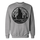 City In The Sea - Symbol (Heather Grey) (Sweat) [入荷予約商品]