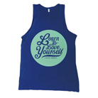 Craig Owens - Love Yourself (Blue) (Tank Top) [入荷予約商品]