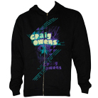 Craig Owens - Hand Lettered (Zip Up Hoodie) [入荷予約商品]