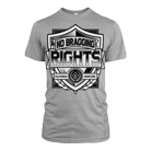 No Bragging Rights - Shield (Heather Grey) [入荷予約商品]