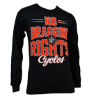 No Bragging Rights - Cycles (Long Sleeve) [入荷予約商品]