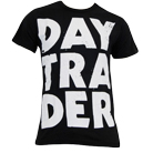Daytrader - Stacked (Black) [入荷予約商品]