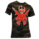 All That Remains - Skull & Crossed Guns (Camo) [入荷予約商品]