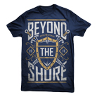 Beyond The Shore - Shield (Navy) [入荷予約商品]