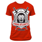 From Atlantis - Lion Shield (Red) [入荷予約商品]