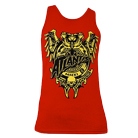 From Atlantis - Owl (Red) (Tank Top) [入荷予約商品]