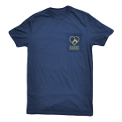 Handguns - Logo (Navy) (Pocket) [入荷予約商品]