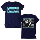 Handguns - Sink Like Lead (Navy) [入荷予約商品]