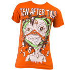 Ten After Two - Clock (Orange) [入荷予約商品]