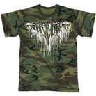 The Devil Wears Prada - Splatter (Camo) [入荷予約商品]