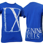 Ice Nine Kills - IX (White On Royal Blue) [入荷予約商品]