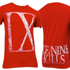 Ice Nine Kills - IX (White On Red) [入荷予約商品]