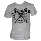 City Lights - Bats (Heather Gray) [入荷予約商品]