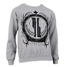 Intervals - Crest (Heather Grey) (Sweat) [入荷予約商品]