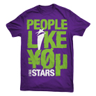 I See Stars - People Like You (Purple) [入荷予約商品]