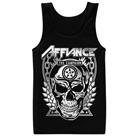 Affiance - Campaign Skull (Tank Top) [入荷予約商品]