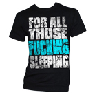 For All Those Sleeping - Fxxxing Sleeping [入荷予約商品]