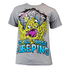 For All Those Sleeping - Monster (Heather Grey) [入荷予約商品]
