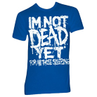 For All Those Sleeping - I'm Not Dead Yet (Royal Blue) [入荷予約商品]