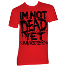 For All Those Sleeping - I'm Not Dead Yet (Red) [入荷予約商品]