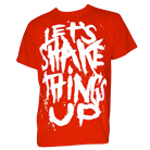 For All Those Sleeping - Shake Things Up (Red) [入荷予約商品]