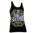 For All Those Sleeping - Arrows (Tank Top) [入荷予約商品]