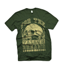 For the Fallen Dreams - Skull (Army Green) [入荷予約商品]