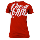 For All I Am - Logo (Red) [入荷予約商品]