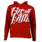For All I Am - Logo (Red) (Zip Up Hoodie) [入荷予約商品]