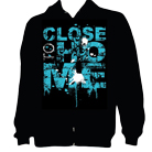 Close To Home - New Stacked Logo (Zip Up Hoodie) [入荷予約商品]