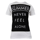 The Dangerous Summer - Never Feel Alone [入荷予約商品]