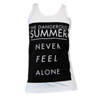 The Dangerous Summer - Never Feel Alone (Tank Top) [入荷予約商品]