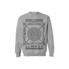 The Dangerous Summer - Eye (Heather Gray) (Sweat) [入荷予約商品]