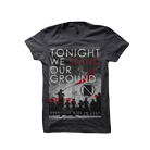 Everyone Dies In Utah - Tonight We Stand (Dark Grey) [入荷予約商品]