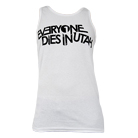Everyone Dies In Utah - Logo (White) (Tank Top) [入荷予約商品]