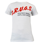 D.R.U.G.S. - Destroy Rebuild Until God Shows (White) [入荷予約商品]