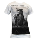 Before Their Eyes - Owl (White) [入荷予約商品]