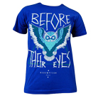 Before Their Eyes - Owl (Royal Blue) [入荷予約商品]