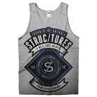 Structures - NSTC (Heathere Grey) (Tank Top) [入荷予約商品]