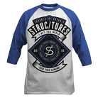 Structures - NSTC (White/Blue) (Baseball) [入荷予約商品]