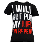 Life On Repeat - I Will Not [入荷予約商品]