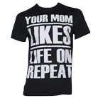 Life On Repeat - Your Mom [入荷予約商品]