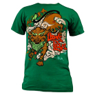 Lions Lions - Snow Lion (Green) [入荷予約商品]