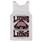Lions Lions - Empty Handed (Tank Top) [入荷予約商品]