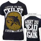 Letter To The Exiles - Make Amends Emblem (Navy) [入荷予約商品]