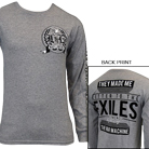 Letter To The Exiles - The War Machine (Heather Grey) (Long Sleeve) [入荷予約商品]
