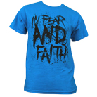In Fear And Faith - Hide Your Daughters (Blue) [入荷予約商品]
